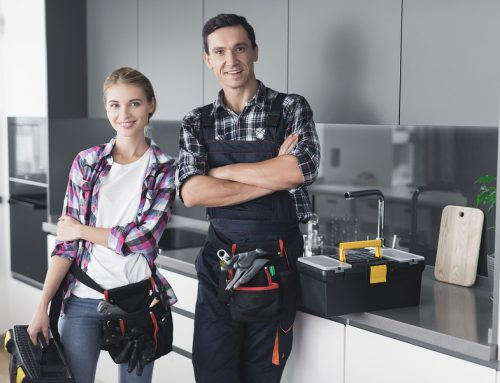 Creating a plumbing business